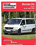 E.T.A.I - Revue Technique Automobile 421.1 MERCEDES VITO I - 638 - 1996 à 2003