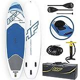 Bestway 65303 Paddle SUP Oceana 305 x 84 x 15 cm transformable en kayak avec siège, cale-pieds, rame et pompe