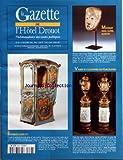 GAZETTE DE L'HOTEL DROUOT (LA) [No 36] du 11/10/1996 - MASQUE NGIL FANG - GABON - VASES ET COLONNES EN PORCELAINE - EPOQUE LOUIS XV - CHAISE A PORTEURS EN BOIS DORE ET TOILE PEINTE