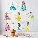 ufengke® Dessin Animé Princesse De Neige Blanche Stickers Muraux, Chambre des Enfants Pépinière Autocollants Amovibles