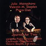 Pieces romantiques Op. 55: II. Le chaise a porteurs