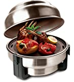 Safire Grille-pain en acier inoxydable