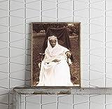 Infinite Photographs Photo: Harriet Tubman, en Chaise, Probablement Devant sa Maison en Auburn, New York, NY, 1911. Taille: 8x 10(AP