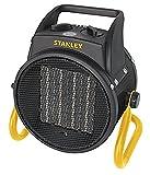 Stanley ST-22-240-E Chauffage, 2000 W, Noir/jaune