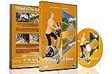 Balades en Vélo Virtuelles – Pyrénées d'Espagne pour exercices en intérieur, vélo d'appartement et tapis roulant.