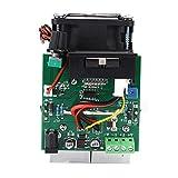 Module de test en alliage d'aluminium, module de charge, 100 W pour l'assemblage de l'armoire de vieillissement entièrement automatique de l'adaptateur secteur,