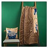 YOUCAI Coussin d'Assise pour Fauteuil Coton/Polyester Coussin d'assise rehausseur en Coton carré,30,50 * 50CM