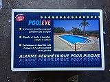 Alarme perimetrique pour piscine pooleye pe41