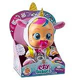 IMC Toys - Cry Babies Fantasy Dreamy la Licorne - Poupon qui pleure - 99180