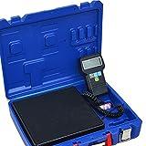 HUKOER Balance électronique de charge de réfrigérant - Balance de précision pour calibrage du poids