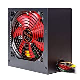 Mars Gaming MPII550 - Alimentation pour PC, 550W, 12V, PFC Active, ATX