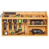 Garage outil Kit de rangement outils, Ensemble Casiers de Rangement, parfait pour la maison, les abris de jardin, les ateliers ou les garages