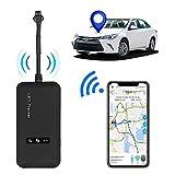 Likorlove Traceur GPS Voiture, Traceur Localiser, Véhicule, Camion, Car Scooter Vélo - Longue Durée en Temps réel GPS/GPRS/GSM Tracker Anti Perte Antivol Anti-Perdu avec APP pour iOS et Android