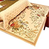 Décoration d'intérieur Tapis Design Rustique Américain Pour Salon Table Basse Canapé Tapis Chambre Romantique Tête de Lit 160 × 230cm Tapis de sol régional (Size : 200×250cm)