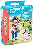 Playmobil - Maman avec Bébé et Chien - 70154