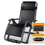 DSDD Chaises Longues et fauteuils de Jardin Chaise Longue Pliante réglable avec Massage sur roulettes Repose-Pieds pour Piscine de Plage Patio extérieur Pieds de Camping en Acier c2017 (Couleur: