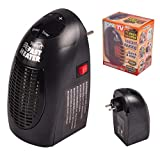 Best Direct Starlyf Fast Heater MINI CHAUFFAGE d'appoint puissant compact technologie thermo-céramique avec thermostat 400W Comme vu a la TV