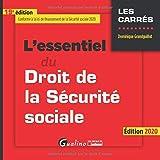 L'essentiel du droit de la securité sociale