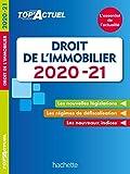 Top'Actuel Droit De L'Immobilier 2020-2021