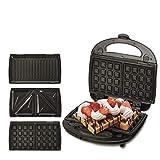 Camry CR 3024 Grille-sandwich, Multicolore