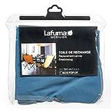 Lafuma Toile Airlon+ pour Fauteuil Maxi Pop Up, Couleur: Bleu Delft, LFM2670-8911