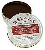 DELARA Entretien intensif des Meubles de très Haute qualité avec Cire d'abeille et Huile de Coco, 75 ML, Couleur Marron
