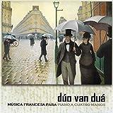 Pieces Romantiques, op.55 'La chaise à porteurs'