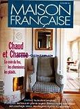 MAISON FRANCAISE [No 451] du 01/11/1991 - CHAUD ET CHARME - LE COIN DU FEU - LES CHEMINEES - LES PLAIDS - FAUTEUILS ET BERGERES - LES TISSUS - BIEN CHOISIR SON COUCHAGE - DES ETAGERES LEGERES ET PAS CHERES