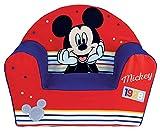 Fun House 713012 Disney Mickey Fauteuil Club Enfant Origine France Garantie, à partir de 18 Mois