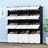 PREMAG tiroir modulaire de Cabinet pour l'économie de l'espace, étagères de Support de Chaussure pour des Chaussures 3 * 7