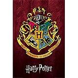 Harry Potter Maxi Poster 61 x 91,5 cm Hogwarts School Crest