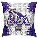 xiancheng Duke University Couvre-oreillers décoratifs 18x18 Pouces Housses d'oreiller pour canapé-lit de Voiture taie d'oreiller Souple