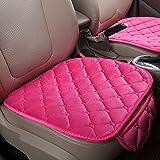 HCMAX Couverture de Siège de Voiture Coussin Tampon Tapis Protecteur pour Les Fournitures Automobiles pour Sedan Hatchback SUV - Paquet de 1 Housse de Siège Avant