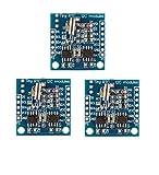 DollaTek 3Pcs Minuscule RTC I2C DS1307 AT24C32 Horloge en Temps réel Module pour Arduino AVR PIC 51 Arm