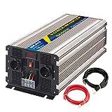 Sug Convertisseur Pur Sinus 5000w onduleur 24V à 220V Onde sinusoïdale Pure Power Inverter