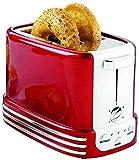 Appareils Électroménagers Grille-pain Uniformément chauffants, peuvent être cuits rapidement Grille-pain écarquilla Accueil en acier inoxydable Petit-déjeuner Machine avec pain Tiroir ramasse-miettes