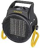 Stanley ST-309-401-E Chauffage, 9000 W, Noir/Jaune