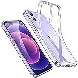ESR Coque Compatible avec iPhone 6.1 Pouces 12 et 12 Pro, Housse de Protection en TPU, Transparente