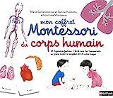 Mon coffret Montessori du corps humain - 6/9 ans