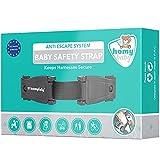 HOMYBABY® Chest Clip sécurité bébé [1pc] | Sangle ceinture de sécurité voiture | Empêche l'enfant de sortir les bras du harnais | Boucle de protection pour siège auto enfant | Pince harnais enfant
