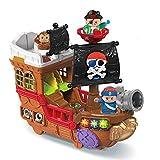 VTech - Tut Tut Copains - Super bateau pirate 2 en 1, bateau pirate pour enfant – Version FR