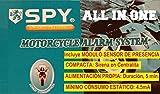 ALARME MOTO SPY ALL IN ONE Compact et auto-alimenté.