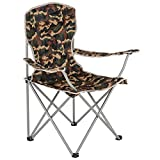 Highlander Moray Camp Chair - Camo