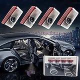Éclairage de portière de voiture avec projection HD du logo - Laser au sol - Lumière de courtoisie