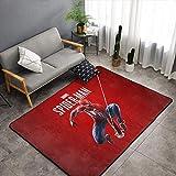 Matt Flowe Spiderman Tapis de cuisine extra large 6 x 9 pi Spiderman pour chambre à coucher
