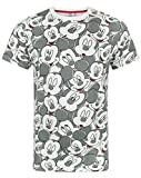 Disney Mickey Mouse T-Shirt Mens Animated Personnage Oreilles Costume 3XL