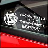 5 x FIAT dispositif de repérage GPS de fenetre 87 x 30 mm-Bravo/Brava Punto Panda, 500, voiture, Van alarme Tracker
