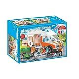 Playmobil - Ambulance et Secouristes - 70049