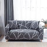 Géométrie Plaid Housse de canapé Housses de canapé Extensibles pour Salon canapé élastique Housse de Chaise canapé Serviette A10 3 Places