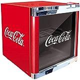 °CUBES Réfrigérateur à bouteilles Coca-Cola/HUS-CC - Hauteur : 165/51 cm - 98 kWh/an - Capacité du réfrigérateur : 48 l